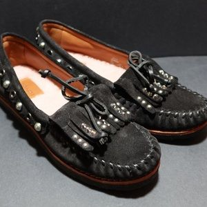 Coach Roccasin Slip-On Loafer Size 5.5